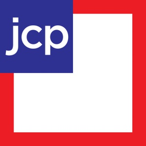 New patriotic logo from JCPenney's
