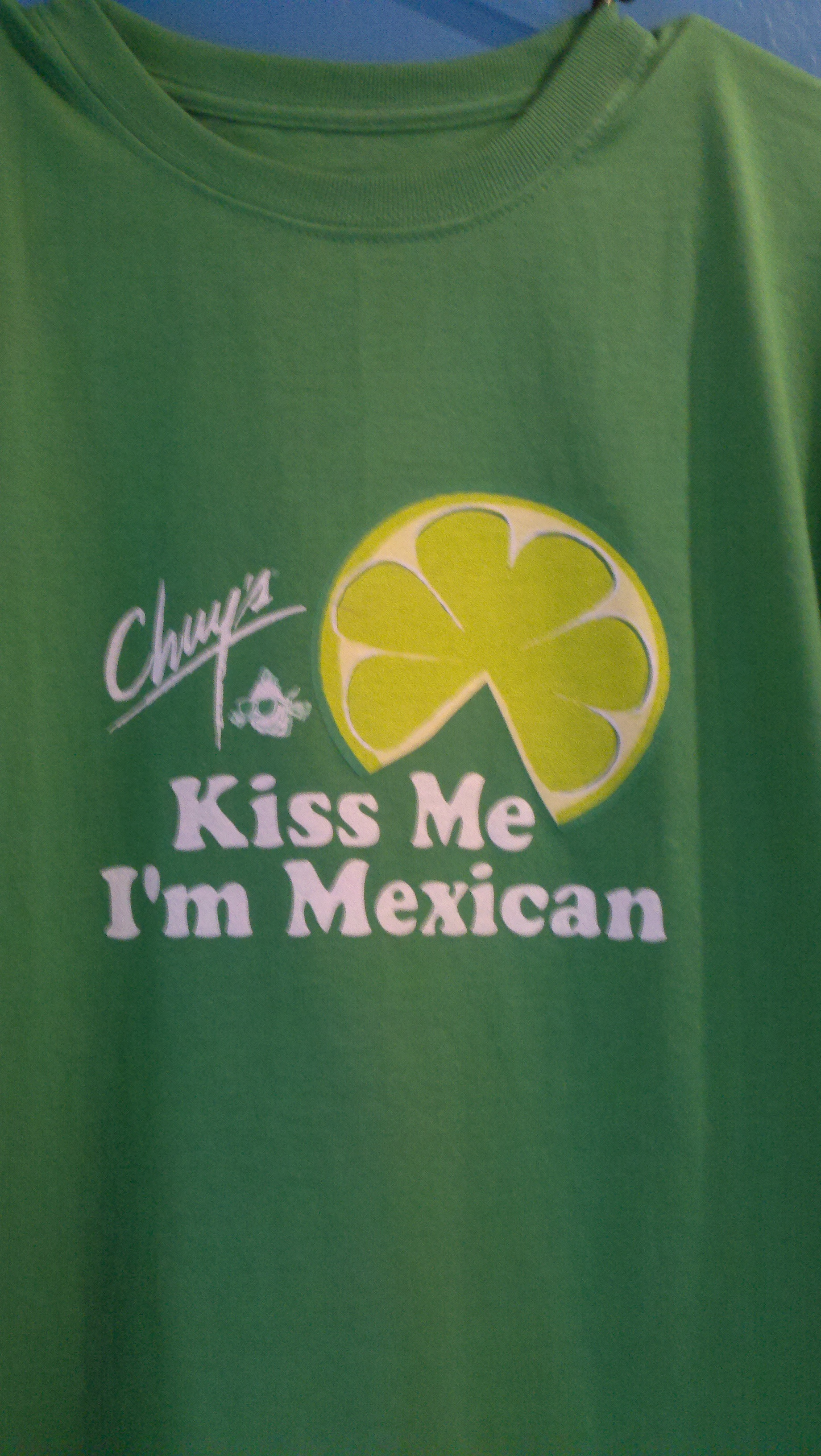Dallas T-Shirt Printing: Chuy's Makes it an Art Form | The LogoVore