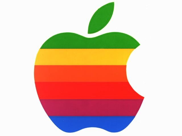 What is the best logo ever created the logovore for Apple shirt screen printing