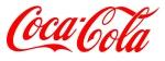 Logo embroidery Coca Cola logo