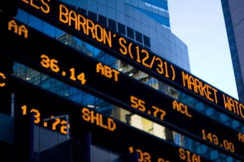 brand symbols stock market